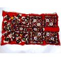Neck Yoke Embroidery Handmade Vintage Indian Sewing Crafting Patch