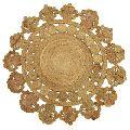 Fancy Braided Jute Carpets