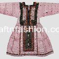 Ethnic Hand Embroidered Women Kuchi Dress
