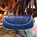 HANDICRAFT LEATHER SLING BAG