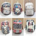 hemp backpack college bags