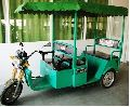 6 Seater Battery Operated Rickshaw