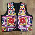 Ladies short Kutchi Embroidered Jacket