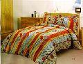 printed cartoon indian bed sheet