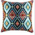 Satin Mixed Brights Pillow Case 3d Picasso Kilim Digital Cushion Cover