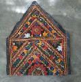 woman genuine banjara Handwork embroidery clutch bag