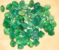 Natural Cabs Loose Gemstone Emerald