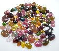 Natural Multi Color Watermelon Tourmaline loose gemstone