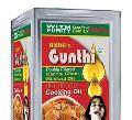 15 Litre Gunthi Kachi Ghani Mustard Oil