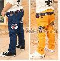 Kids Custom Jeans