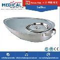 Stainless Steel Bed Pans with Cover