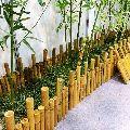 Bamboo Rail Fence
