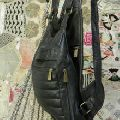 Real soft leather Rucksack handmade vintage bag