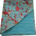 Birds Print Kantha Quilts