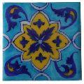 Handmade Jaipur Blue Pottery Tiles