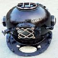 Scuba Brass Divers Diving Helmet