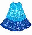 Bandhani Skirt