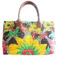 Designer Kantha Handbag