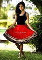 Girls Stylish Cotton Mini Skirt