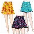 Rajasthani Cotton Mini Skirt