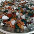 Aquarium decoration agate stone chips