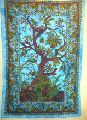 Cotton Tapestry Mandala Bedsheet