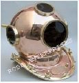 Brass Diving Helmet