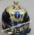 Leather Roman Helmet