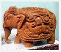 Rajasthan Animal Figure wooden Elephant