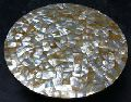 Semi Precious Mother Of Pearl Table Tops