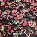embroidery patch fabric