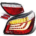 BMW 5 Series E60 3D Look Tail Light (Premium Car Accessories) DealKarDe
