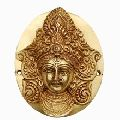 Religious type Door Knocker Brass Metal