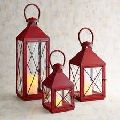 Antique Candle Lantern