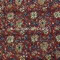 Cotton Block Print Furnishing Fabric