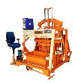 860mm Triple Vibrator Auto Feeder Concrete Block Making Machine
