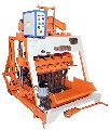 860mm Triple Vibrator Concrete Block Making Machine