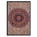 Hand made wall hanging mandala tapestry
