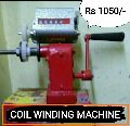 Mannual coil winding machine