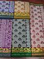 Multi Colored Monika Cotton Saree