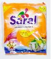 180 GM Saral Detergent Powder