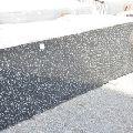 coin black granite slabs