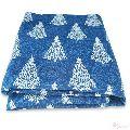 Christmas Tree Printed Cotton Fabric