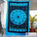 Decorative ZODIAC Tapestry Wall Hanging Bedspread Home Decor-Craft Jaipur