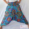 Floral Print Women Harem Pants Stylish Yoga Afghani Trousers