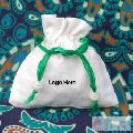 Handmade Indian Cotton Jewelry Pouch, Small Wedding Gift Bags-Craft Jaipur