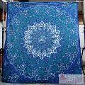 Large Hippie Bohemian Wall Hanging Mandala Wall Tapestry-Craft Jaipur