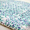Sanganeri Block Printed Running Cotton Handmade Craft Fabric-Craft Jaipur