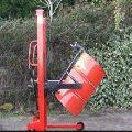Hydraulic Barrel Stacker