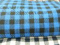 PP Woven Fabrics with Checks Design